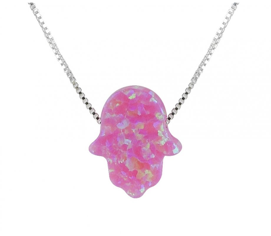 hand products jewellery hamsa dollie grande necklace